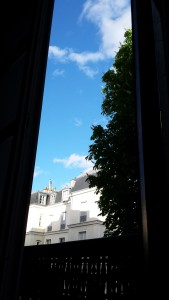 Glorious Sunday in Paris